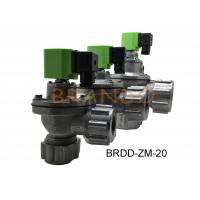 China DMF-ZM Type Right Angle Solenoid Pulse Valve Application for Dust Collector, DMF-ZM-20, DMF-ZM-25, DMF-ZM-40S on sale