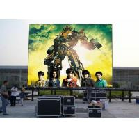 China High Contrast football field front maintain SMD2121 P3.91 RGB outdoor Rental LED Screen 1920hz wholesale