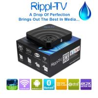 China 2015 Best Products Rippl-TV Amlogic S802 4K Best Internet Tv Box/4K Android box /Free to air set top box wholesale