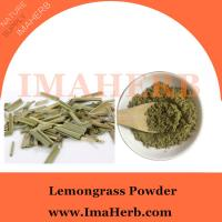 Buy cheap GMP Manufacture natural lemongrass powder from Felicia@imaherb.com from wholesalers