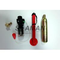 China Re - arming Kit Automatic device Life Jacket Accessories Valve Base Oral Tube Clip wholesale