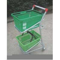 China Supermarket Shopping Trolley Basket wholesale