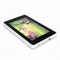 China 5 Inches MID with GPS, Android 4.0 OS, Multi-touch Capacitive Touch Panel and FCC/CE/RoHS Marks wholesale