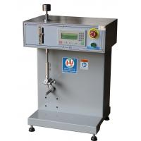 China Touch Screen Flexural Strength Testing Machine Stepping PLC Controller on sale