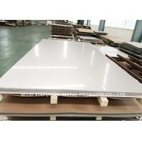 Buy cheap Cold Rolled 316 316L Stainless Steel Sheet 4X8 300 Series Metal Bright from wholesalers