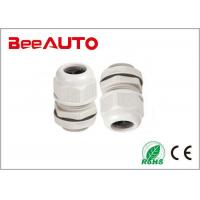 China Pg36 Wire Connector PG Cable Gland Nylon PP Working Temperature -40 To 100 Degree wholesale