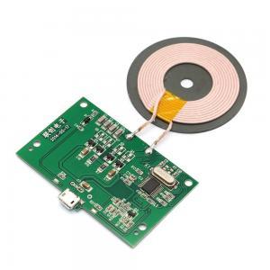China Inductive Universal Qi Wireless Charging Module , Qi Transmitter Module wholesale