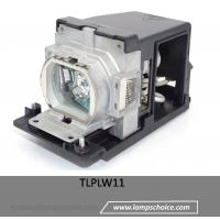 China Original TLPLW11 Projector Lamp with housing For Toshiba Tlp-X2000 Projector wholesale