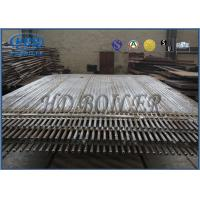 China Water Wall Panel Membrane With Fin Bar Boiler Industry With Heat Treatment Carbon Steel Anti Corrosion wholesale