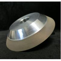 Resin Bond Cup Wheel Diamond Grinding Wheel for Front Rake Angle of Carbide alan