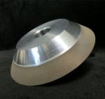 Resin Bond Cup Wheel Diamond Grinding Wheel for Front Rake Angle of Carbide alan.wang@moresuperhard.com