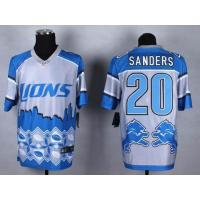 Quality supply nike nfl detroit lions Noble Fashion elite jersey for sale