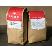 China OEM Eco Friendly Print Sticker Labels Coffee Paper Bags Label Sticker wholesale