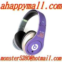 China Monster Beats by Dr. Dre JustBeats Studio High Definition Justin Bieber Headphones wholesale