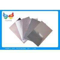 Colorful Metallised Plastic Film , Metallic Beer Label Paper For Non - Alcoholic Drinks for sale