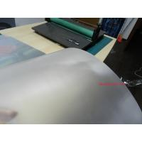 Buy cheap high density polyurethane foam sheets 25 lpi 4mm thickness lenticular for uv from wholesalers