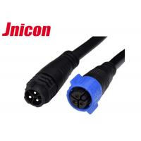 China Automotive IP67 Rated Connectors Overmolding 3 Pin 60V Field Installable wholesale