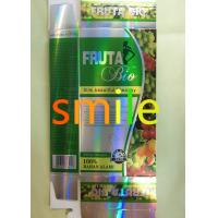 Buy cheap Lady Natural Weight Loss Supplements New Version Fruta Bio Holographic Box Package from wholesalers
