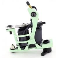 China customized sunskin 8 wrap bright color tattoo machines for liner wholesale