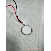 China 110khz 20mm Ultrasonic Atomizing Transducer For Humidifier Piezo Atomizer wholesale