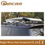 China Aluminium SUV automobile / car roof luggage carrier 139cm / 159cm wholesale
