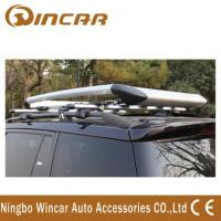 China Aluminium SUV automobile / car roof luggage carrier 139cm / 159cm wholesale