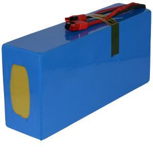 China Shrinked PVC 12.8V 25Ah Lifepo4 Solar Battery For Street Light wholesale