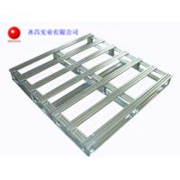 Buy cheap Galvanized 2 way / 4 way warehouse pallet , stacking pallets Strong Durable from wholesalers