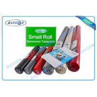 China Heat Shrink Film Packed Rolle Non Woven Polypropylene For Table Cover wholesale