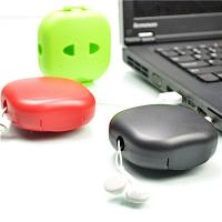 China Portable Colorful Households Products USB Cable Winder Headphone Cable Management wholesale