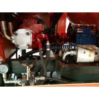 Quality Effective Self Loading Concrete Mixer with Pump with 450L Drum and 30m3 Pumping System for sale