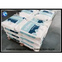 Quality Form Fill Sealing LDPE Plastic Heavy Duty Storage Bags With Customized Logo Printing for sale