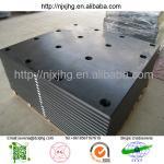 China UHMW-PE Sliding Plates and Fenders | PE1000 facing pad | Fender frontal pad wholesale