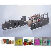 China WFD-430 Roll Fed Handle Paper Bag Making Machine wholesale