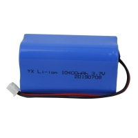 China 1000 Cycle UN38.3 10400mAh 3.7V Lion Battery Pack wholesale