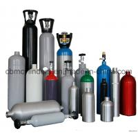 China HP Seamless Aluminum Alloy Gas Cylinders on sale