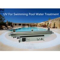 China Water Treatment Swimming Pool Ozone Generator UV Sterilizer 3 - 30 Ton / H Water flow rate on sale