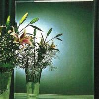China Wall Mirror with Beveled Edges, Includes Mirror Clips, Anchors, and Screws wholesale