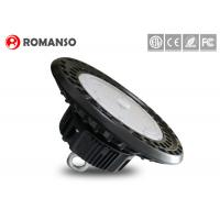 China Round Dimmable High Bay Lighting 120W 150W 60/90/120 Degree Beam Angle wholesale