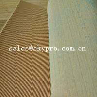 China Good Hardness Rubber For Shoe Soles Waterproof SBR Rubber Sheet wholesale