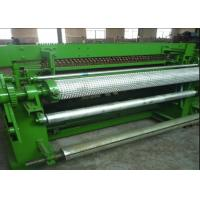 China Rolling Design Fence Mesh Welding Machine 60-100 Times / Min Production Capacity wholesale