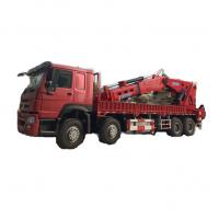 China Ouco knuckle Boom arm Truck Mounted Crane Movable Crane with hydraulic system on sale