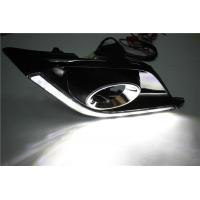 Quality White Amber Driving LED DRL Lights For Mazda 3 Axela 2014 - 2015 for sale