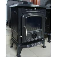 China 6kw black wood cast iron not boiler stoves wholesale
