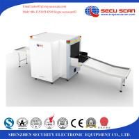 China Duel View X Ray Security Scanning Equipment To Detect Needle Inside Sport Shoes wholesale