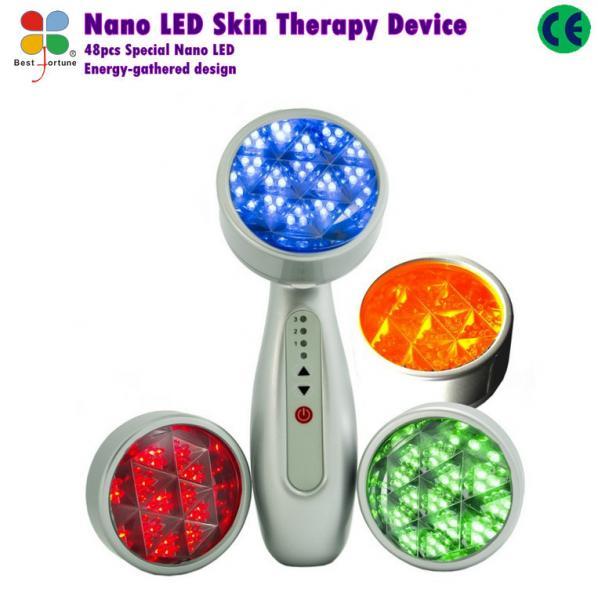 BF8005 Photon Infrared Machine Home Use Led Light Skin Beauty Led Bio-light Therapy Machine