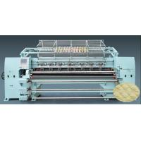 China High Precision Computerized Chain Stitch Quilting Machine Low Thread Break Rate on sale