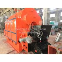 China Horizontal Coal Fired Steam Boiler , Single Drum Industrial Biomass Boiler 1-20 T/H wholesale