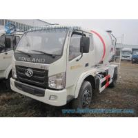 China Forland Times Kingkong Small Concrete Mixers 6 Wheeler Cement Mix Truck 3 M3 wholesale