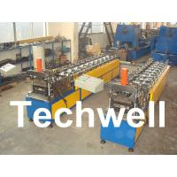 China Light Steel Truss C Stud Roll Forming Machine For Steel Stud, Roof Ceiling Batten wholesale